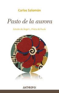 PASTO DE LA AURORA: portada