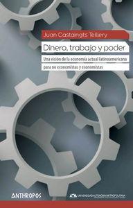 DINERO, TRABAJO Y PODER: portada