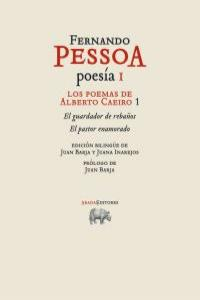 Poesía I. Los poemas de Alberto Caeiro 1 (edición bilingüe): portada