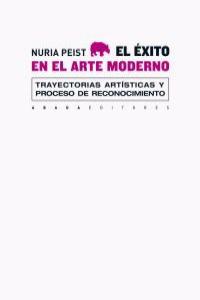 El éxito en el arte moderno: portada