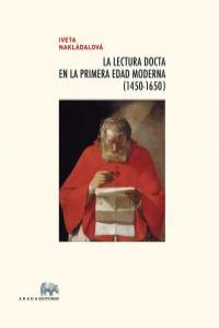 LECTURA DOCTA EN LA PRIMERA EDAD MODERNA,LA: portada