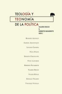 Teología y teonomía de la política: portada