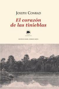 EL CORAZóN DE LAS TINIEBLAS: portada