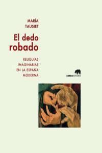 EL DEDO ROBADO: portada