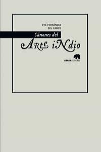 CáNONES DE ARTE INDIO: portada