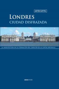 LONDRES, CIUDAD DISFRAZADA: portada