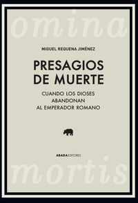 OMINA MORTIS / PRESAGIOS DE MUERTE: portada