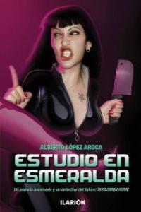Estudio en Esmeralda: portada