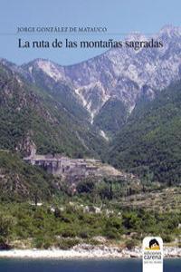 ruta de las montañas sagradas, La: portada