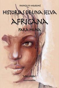 Historias de una selva africana para Muna: portada