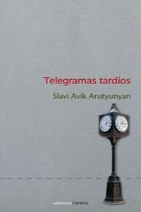 Telegramas tardíos: portada