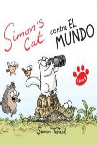 SIMON´S CAT 5 - CONTRA EL MUNDO: portada