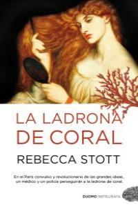 La ladrona de coral: portada