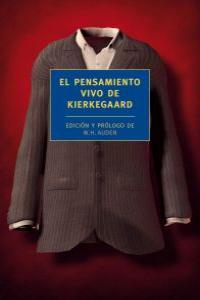 El pensamiento vivo de Kierkegaard: portada