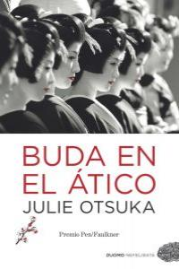 Buda en el ático: portada