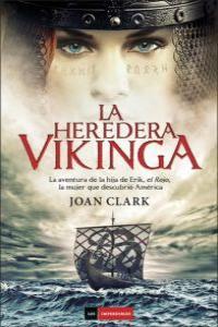 La heredera vikinga: portada