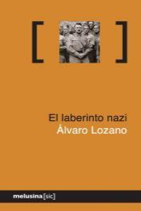 El laberinto nazi: portada