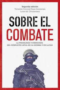 Sobre el combate: portada