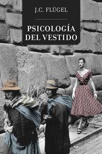 Psicología del vestido: portada