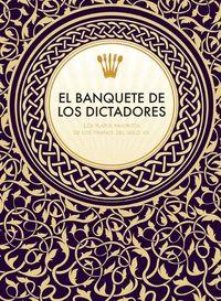 El banquete de los dictadores: portada