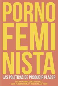 Porno feminista: portada