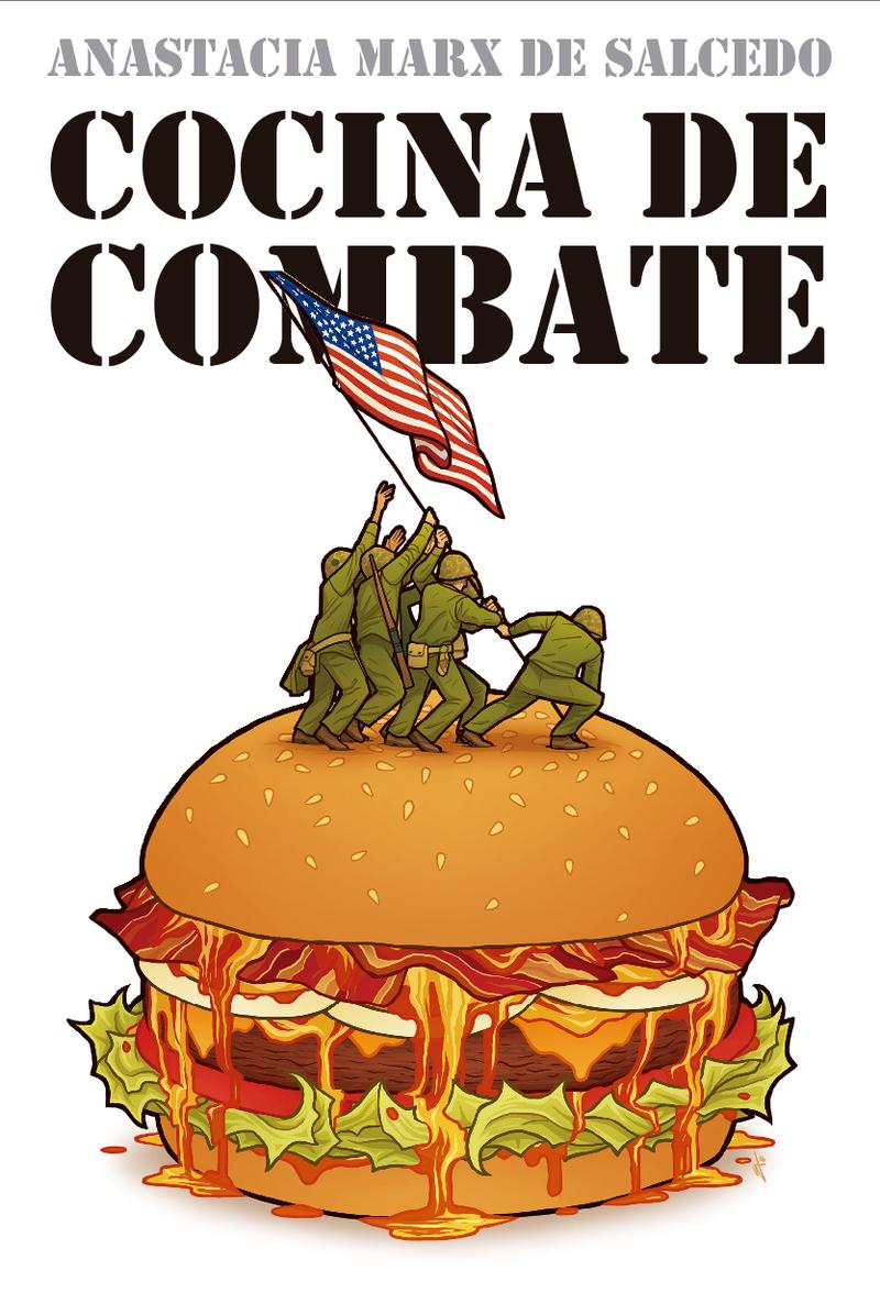 Cocina de combate: portada