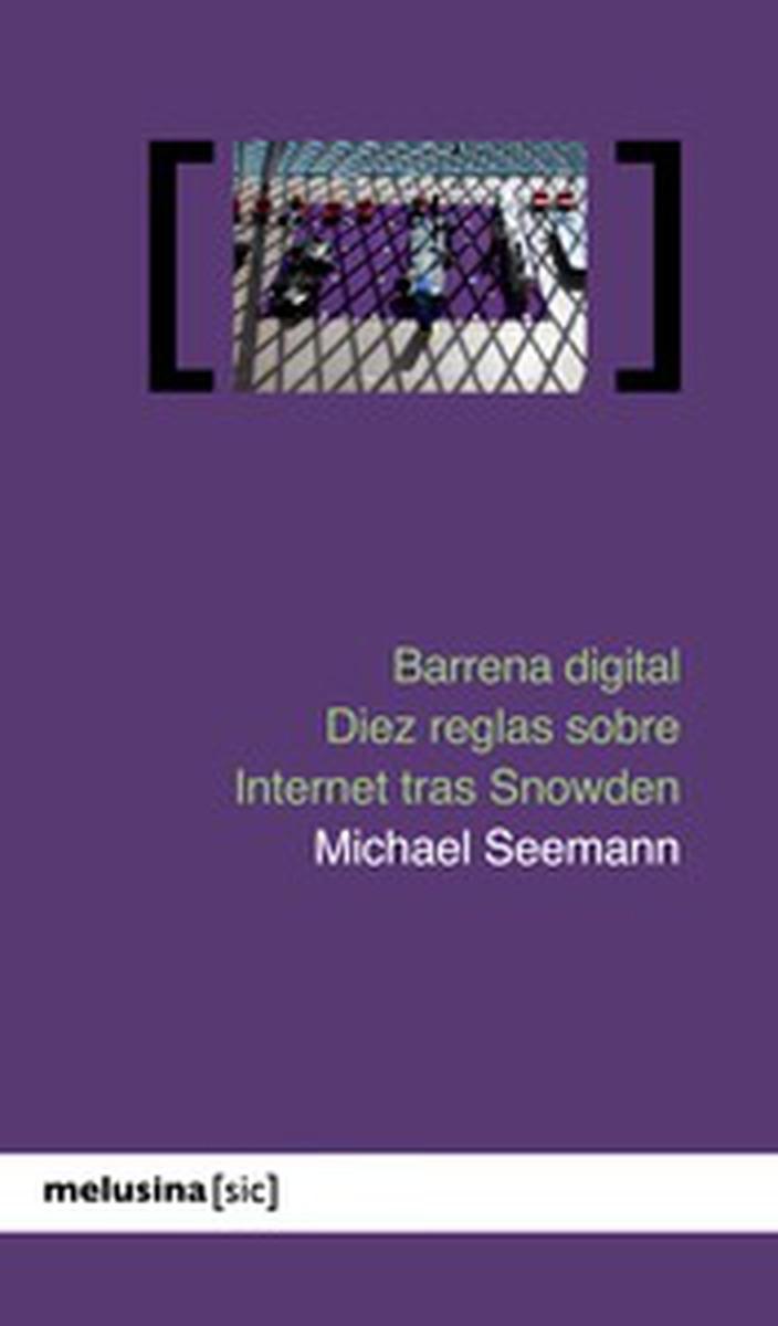 Barrena digital: portada