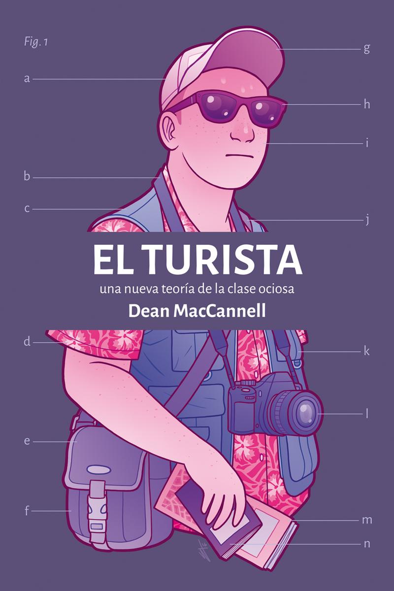 El turista: portada