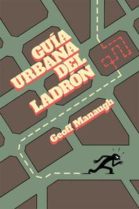 Guía urbana del ladrón: portada