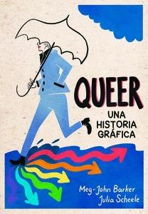 Queer: una historia gráfica: portada