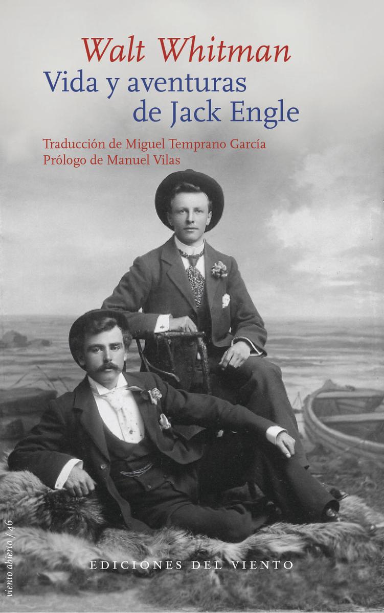 Vida y Aventuras de Jack Engle: portada