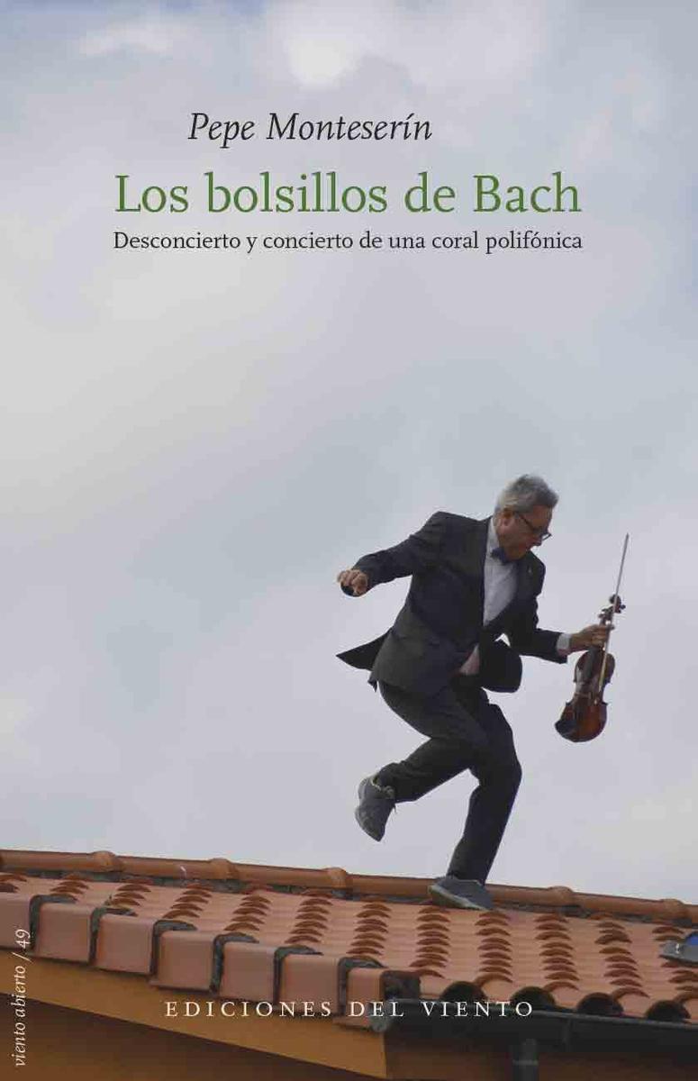 Los bolsillos de Bach: portada