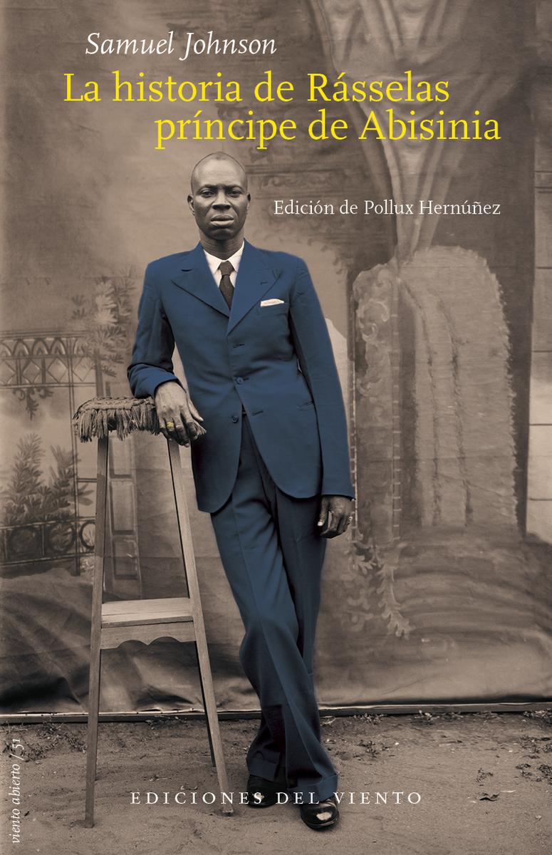 LA HISTORIA DE RASSELAS PRINCIPE DE ABISINIA: portada