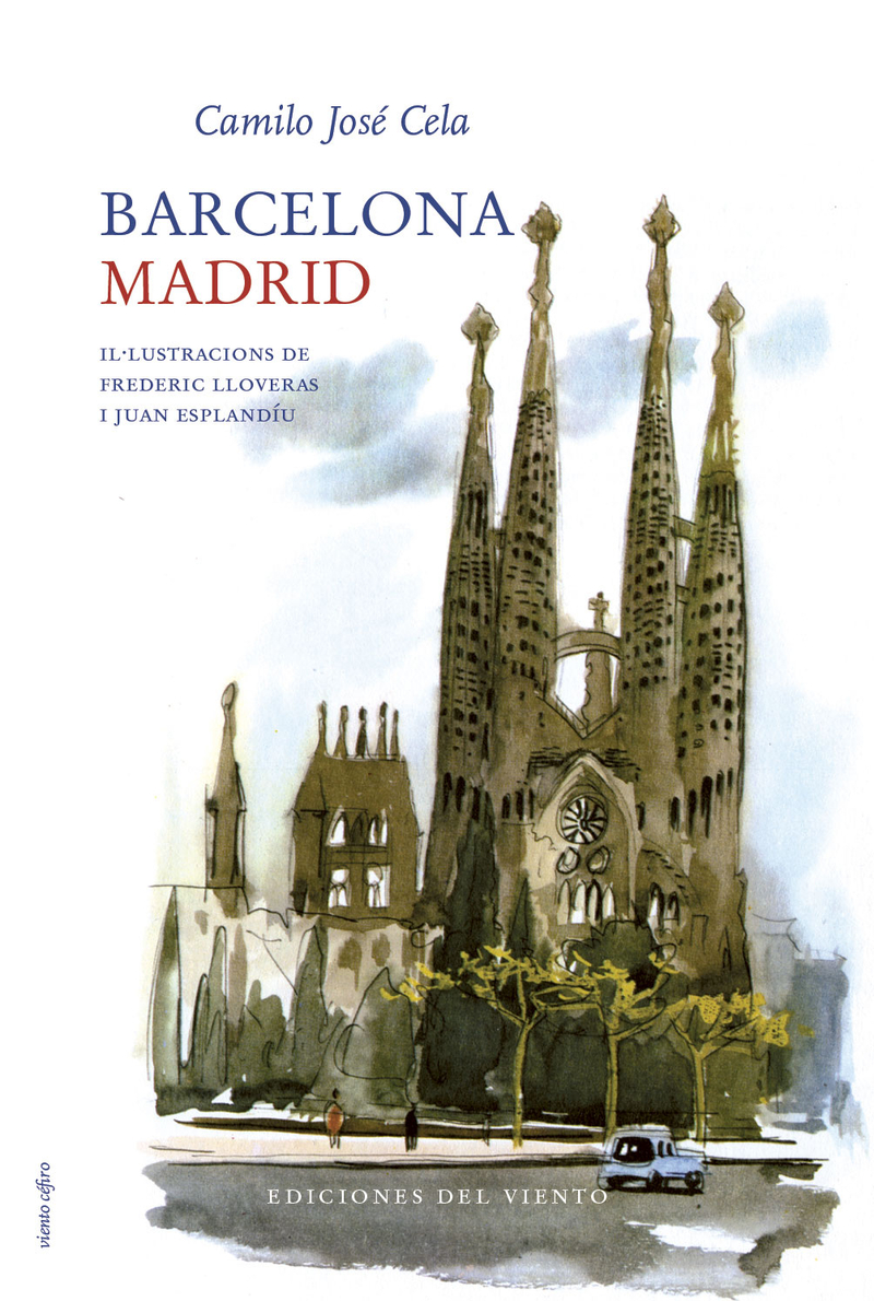 Barcelona, Madrid: portada