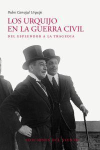 LOS URQUIJO EN LA GUERRA CIVIL: portada