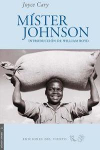 Míster Johnson: portada