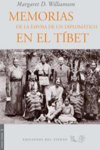 Memorias de la esposa de un diplomático en el Tibet: portada