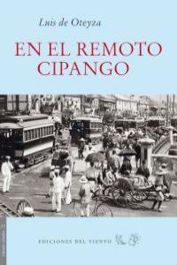 En el remoto Cipango: portada