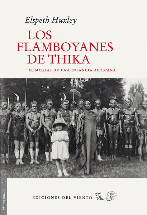 LOS FLAMBOYANES DE THIKA: portada