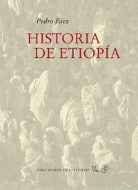 Historia de Etiopía: portada