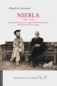 Niebla (1914-2014): portada