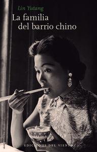 La Familia del Barrio Chino: portada
