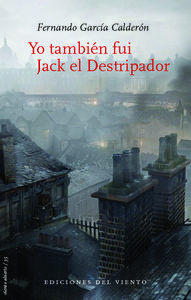 Yo también fui Jack el Destripador: portada