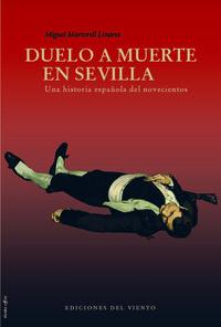 Duelo a muerte en Sevilla: portada