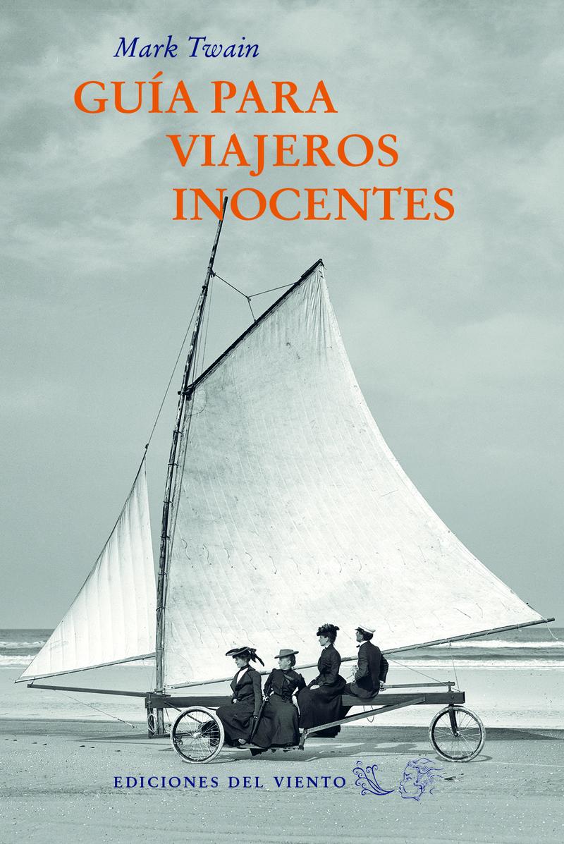 Guía para viajeros inocentes: portada