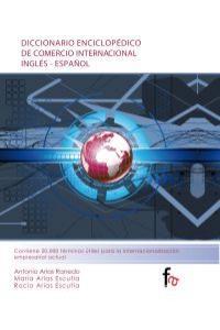 DICCIONARIO ENCICLOPÉDICO DE COMERCIO INTERNACIONAL: portada