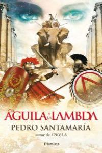 EL ÁGUILA Y LA LAMBDA: portada