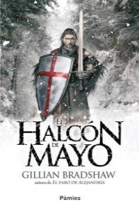 El halcón de Mayo: portada