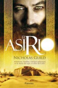 El asirio: portada