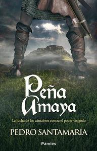 Pe�a Amaya: portada